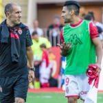 Monaco'ya galibiyeti Falcao getirdi!