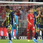 Münih'te şok skor! Fenerbahçe Alman devine direnemedi