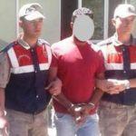 Suç makinası Arguvan'da yakalandı