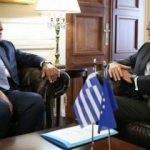 Yunan ve Mısırlı bakanlar Türkiye'yi hedef aldı