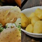 3 günlük örnek haşlanmış patates diyeti listesi - 5 kilo birden zayıflama!