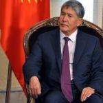 Atambayev'in evine operasyon! Çatışma çıktı, yaralılar var!