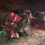 Ankara Nallıhan'da trafik kazası: 2 ölü, 2 yaralı