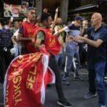 Ankara'da izinsiz gösteri! 25 gözaltı