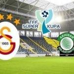 Ankara'da 'süper' maç!