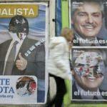 Arjantin ön seçimler için sandık başında