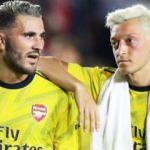 Arsenal'den Mesut ve Kolasinac kararı!