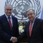 BM'den KKTC Cumhurbaşkanı Akıncı'ya mektup