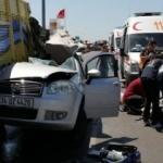 Bursa'da dehşete düşüren kaza