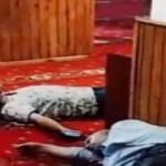 Camide uyuyan vatandaşa büyük şok!
