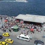 İstanbul'da kalanlar oraya akın etti! Uzun kuyruklar oluştu