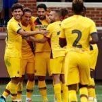 Eljif Elmas 11'de oynadı, Barça farka koştu!
