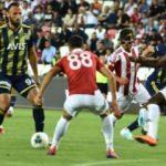 F.Bahçe'yi yenen Sivasspor kupanın sahibi oldu