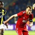 Fenerbahçe'nin Sivasspor kadrosu belli oldu!