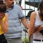 İki kız kardeş suçüstü yakalandı
