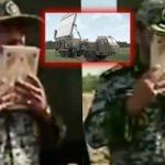 Kuran-ı Kerim'i öpüp, kurdeleyi kesti: Yeni hava savunma radar sistemi
