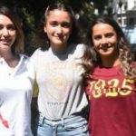 İzmir'in altın kızları! Gururumuz oldular