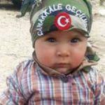 Kamyonet kasasından düşen Ali bebek öldü