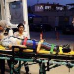 Kaza yapan kızını hastanelik etmişti: Karar verildi