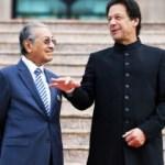 Keşmir kararı bölgeyi hareketlendirdi! Khan, Mahathir ile görüştü