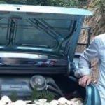 Kızını kaçırıp evlenen damadını öldürdü