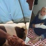 Kurban için pazarlık yaparken parmakları kırıldı
