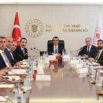 MASİS'ten Bakan Dönmez'e ziyaret