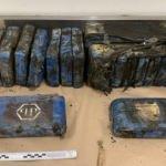 Milyon dolarlık uyuşturucu paketleri sahile vurdu