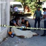 Ölüm sokakta yürürken yakaladı