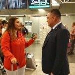 Rusya'ya vizesiz giren ilk Türk yolcu
