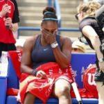 Serena finali tamamlayamadı
