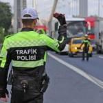 Trafik ekipleri kurallara uymayanları affetmedi