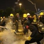 Protestocuların lideriden Tayvan'a çağrı!