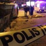 Kavga eden aileler terör estirdi: 1 ölü 10 yaralı