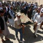 Afganistan'da düğünde intihar saldırısı!