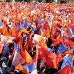 AK Parti'de dolu dolu 17 yıl!