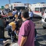 Ankara Çevre Yolu'nda kaza: 16 yaralı