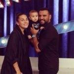 Buse Varol ve Alişan'dan Burak bebekle yeni paylaşım!