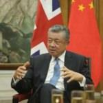 Çinli elçi tepki gösterdi! Dengeli değilsiniz