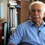 Doğu Perinçek: Esed davet etti, Şam'a gidip görüşeceğiz