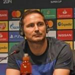 Lampard: 'Liverpool fantastik bir takım'