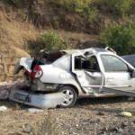 Sivas'ta feci kaza: Karı-koca hayatını kaybetti