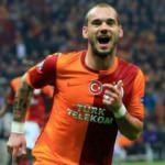Wesley Sneijder'den sürpriz karar!