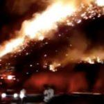 Xanthos Antik Kenti tehdit eden yangın