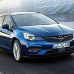 2020 Opel Astra makyajlı kasası ile geliyor! İşte tüm özellikleri