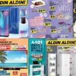 29 Ağustos A101 aktüel ürünler kataloğu: Mobilya ve züccaciye ürünlerinde...