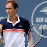 Cincinnati Masters'ta zafer Medvedev'in