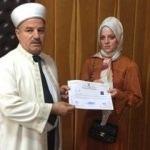 Almanya'dan tatil için geldi Sakarya'da Müslüman oldu