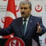 BBP lideri Destici: HDP'nin aslında kapatılması lazım