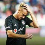 Beşiktaş'a bir şok daha! Bu kez Vida...